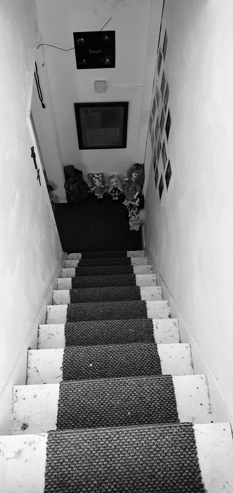 THE HAUNTED MUSEUM GHOST HUNTS OPTIONAL SLEEPOVER THE POLTERGEIST HOUSE