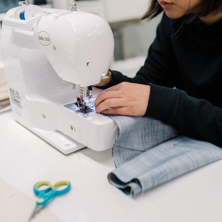 SEWING: 2-WEEK INTENSIVE
