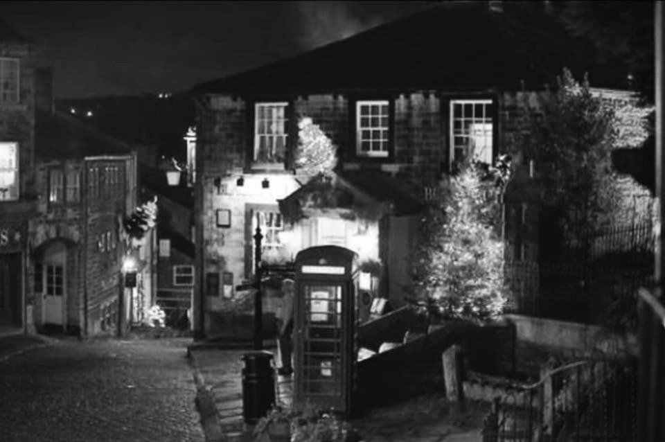 The Bronte Village Interactive Ghost Walks Haworth with Haunting Nights
