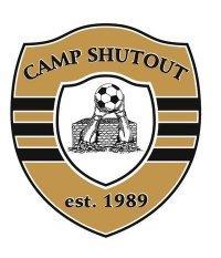 Camp Shutout  Goalkeeper Training logo