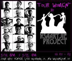 "The Saartjie Project presents... ""Four Women"""