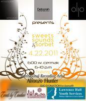 Sweets, Sounds & Sorbet