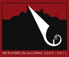 We Players on Alcatraz Gallery Event #2   In Visible...