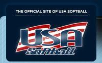 USA Softball Women's Team vs.  Junior Women's National...
