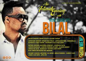 An Intimate Evening with Bilal