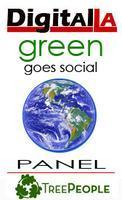 Digital LA - Green Goes Social panel @ TreePeople