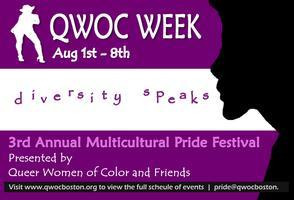 4TH ANNUAL Queer Women of Color Week (QWOC Week)
