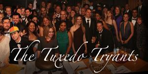 The Tuxedo Tyrants: Chessboxing for Charity