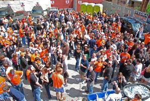 2011 Orioles Opening Day Package- Standing Room Only Edition