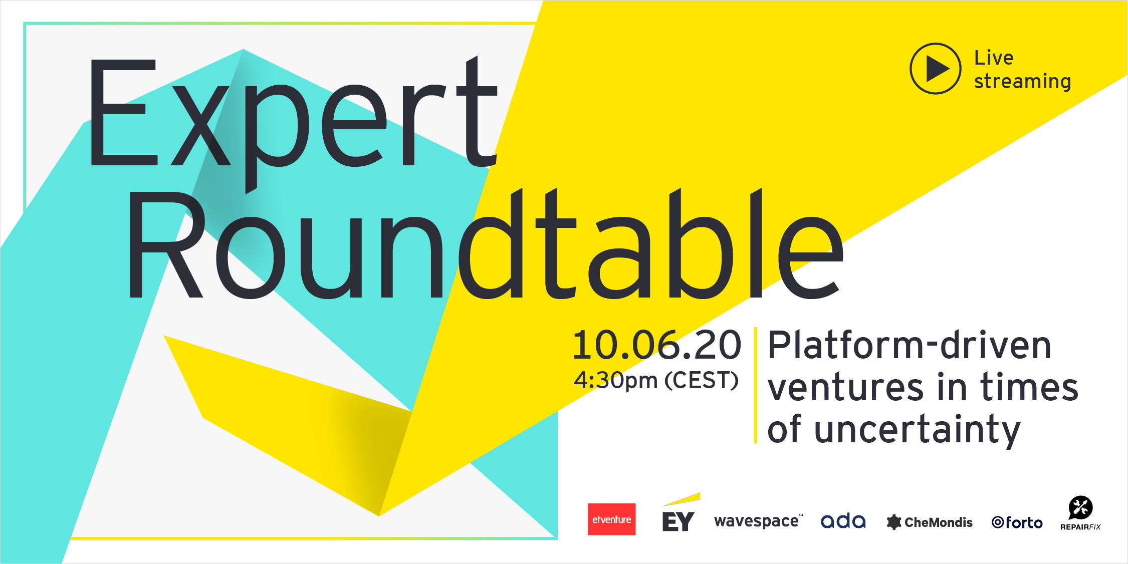 Virtual Expert Roundtable: Platforms in Times of Uncertainty