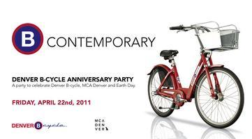Denver B-cycle Anniversary Party