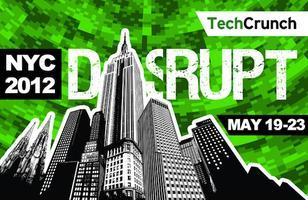 TechCrunch Disrupt NY: May 21 - 23, 2012