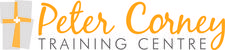 The Peter Corney Training Centre logo