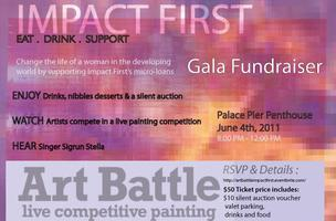 Art Battle - Impact First Gala