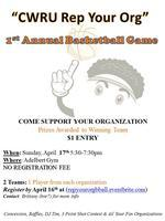 Rep Your Org 1st Annual Basketball Game