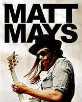 MATT MAYS at the Al Whittle Theatre, Wolfville