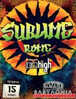 SUBLIME w/ROME & GUESTS LIVE IN THESSALONIKI