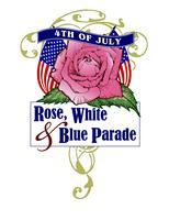 2012 Rose, White & Blue 4th of July Parade