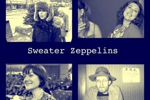 SWEATER ZEPPELINS Fun Bag Funny Hour - Sketch Comedy