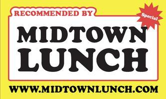 Midtown Lunch Fifth Birthday Party