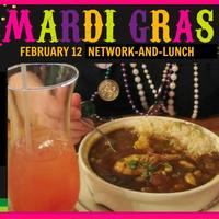 February Network-and-Lunch: Mardi Gras at RT's,...