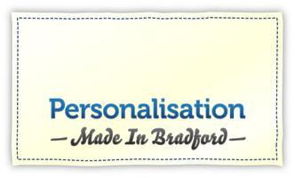 Personalisation - Made in Bradford - network launch