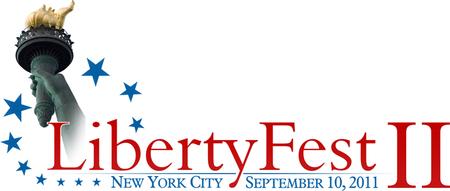LibertyFest NYC 9/10/11