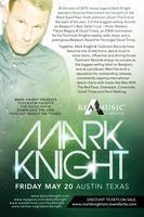 MARK KNIGHT at Light Bar - May 20th 2011 - Austin, TX