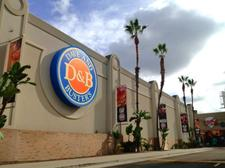 Dave & Buster's at The Outlets at Orange  logo