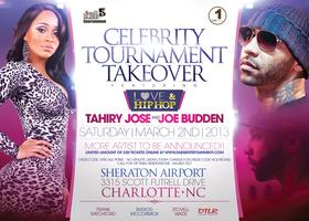 LOVE  HIP HOP CELEBRITY TOURNANMENT TAKEOVER (JOE B &...