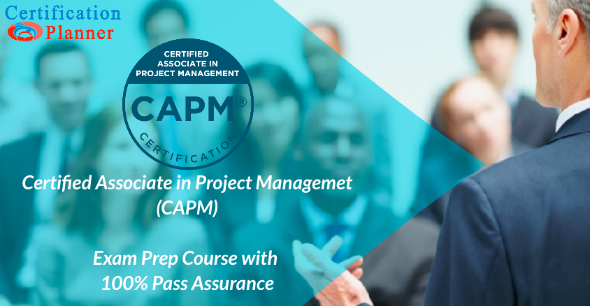 CAPM Certification In-Person Training in Winnipeg