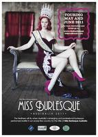 Miss Burlesque Victoria Stall Holder Ticket
