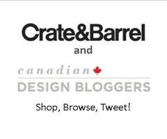 Crate & Barrel Tweet Up