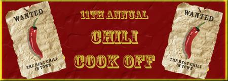 11th Annual Chili Cook Off