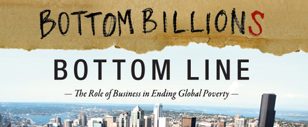 Bottom Billions, Bottom Line Breakfast #3: July...