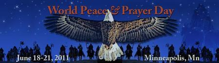 WORLD RECORD HUG: World Peace & Prayer Day
