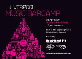 Book now for Music Barcamp
