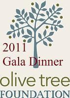 Olive Tree Foundation Annual Gala Awards Dinner