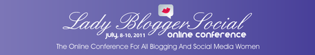 Lady Blogger Social Online Conference