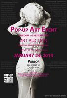 POP-UP ART EVENT: Freedom and Restoration Art Auction...