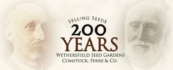 Comstock, Ferre 200th Anniversary