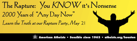 Houston Rapture Party