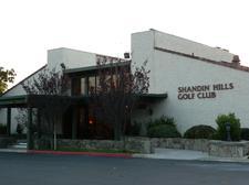 Shandin Hills Golf Club logo