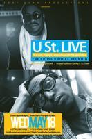 ZODY QUAN PRODUCTIONS presents U St. LIVE  featuring...