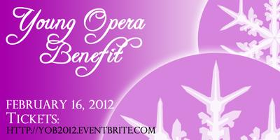 Young Opera Benefit 2012