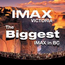 IMAX® Victoria logo