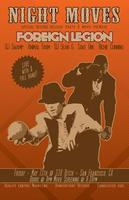 NIGHT MOVES: Movie Premiere FOREIGN LEGION