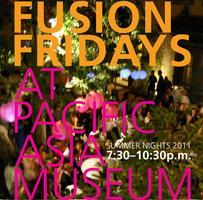 Fusion Friday: Mad Green Tea Party