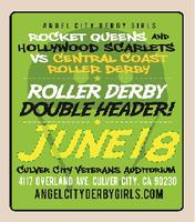 Angel City Derby Girls Double Header