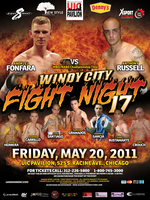 Windy City Fight Night at the UIC Pavilion